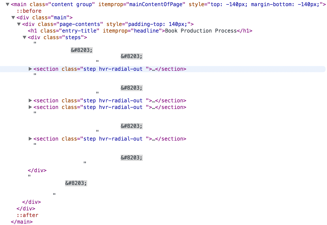 remove amp 8023 from being injected into html
