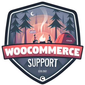WooCommerce Support Badge